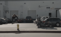 Austyn Gillette Absolutely Shreds the Streets on a Skateboard
