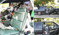 Florida Family Arrested For Living In A Car Parked At Wal-Mart