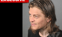 Does This Look Like The Face of a Puddle of Mud Singer Busted for Cocaine Possession?