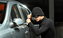 Stolen Cars: 87% of Cases Not Solved