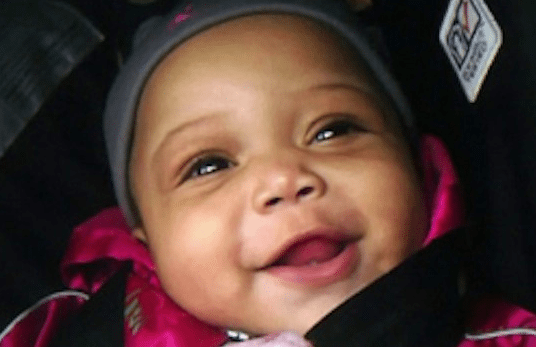 Six-Month-Old Baby Shot Five Times