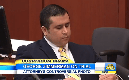 The Testimony That Could Set George Zimmerman Free