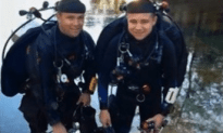 Florida Father and Son Die on Christmas Day Cave Dive