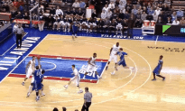 College Basketball Player Hits 9 Straights 3's