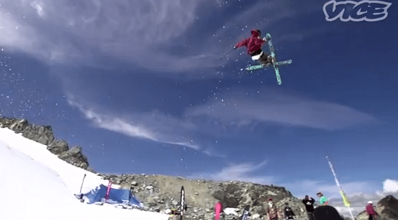 Free Skiing's Journey to the Olympics