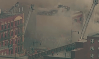 Two Buildings Exploded in Harlem Today