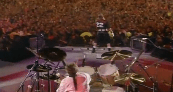Elton John and Axl Rose – Bohemian Rhapsody
