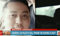 Cell Phone Tower Made Contact With Co-Pilot's Phone 30 Minutes After Flight 370 Went Missing
