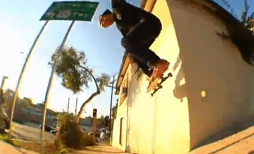 Bobby Worrest's Luxury and Loudness Skate Video