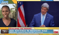 Secretary Kerry Lands in Iraq…meanwhile, ISIS Sacks More Cities