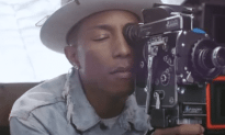 Pharrell Williams – Come Get It, Babe