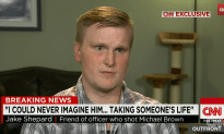 Friend Defends Officer That Shot Michael Brown