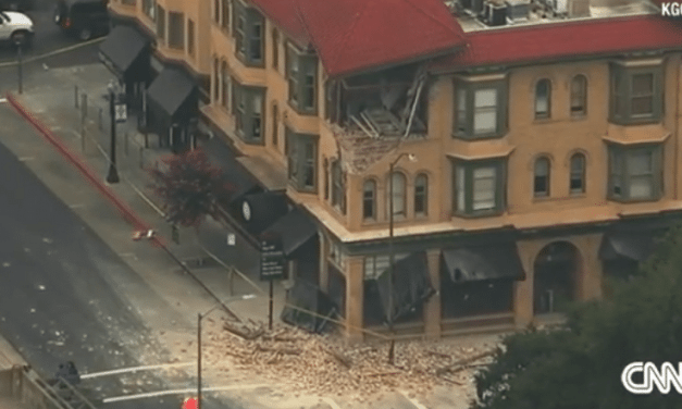 Today's California Quake Was the Largest in a Generation