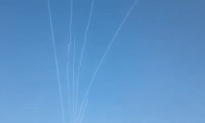 Iron Drone Shoots Down 15 Incoming Rockets in Seconds