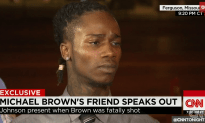 Michael Brown's Friend Gives a Pretty Solid Interview After the Burial