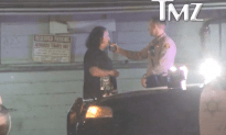 Ron Jeremy Gets His Car Towed in Cali
