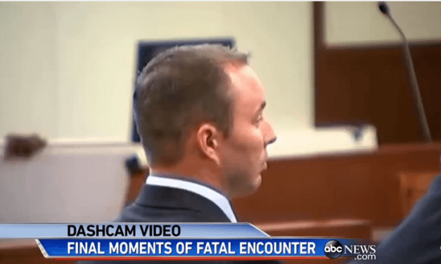 Never Before Seen Dash-Cam Video Captures Police Shooting