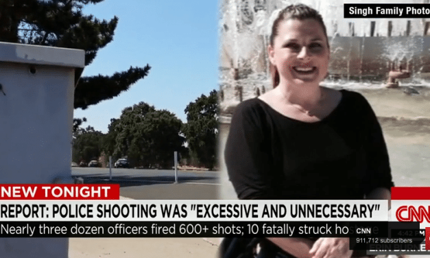 Contagious Fire Leads to Police firing 600+ Shots