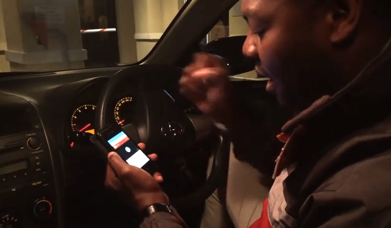 African Cab Driver Finds Song After 30 years…