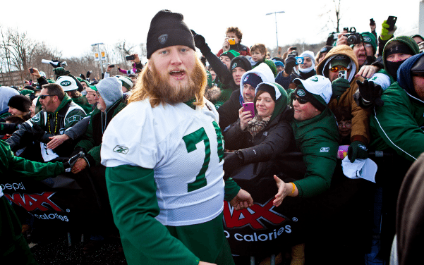 New York Jets Cut Veteran Center Nick Mangold