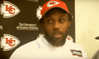 Kansas City Chiefs Make Safety Eric Berry Highest Paid Safety In NFL