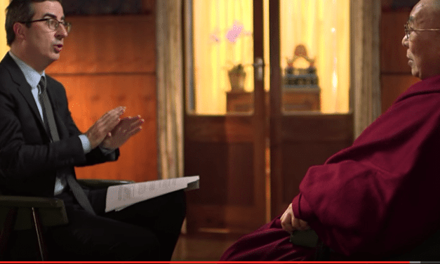 Last Week Tonight With John Oliver Dalai Lama Interview