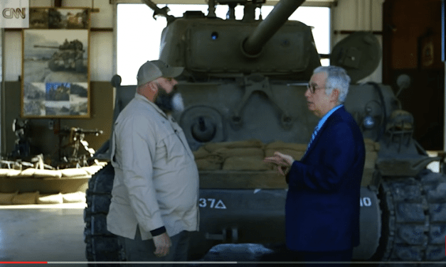 Drive A Tank Or Shoot A Flame Thrower At OX Ranch In Texas