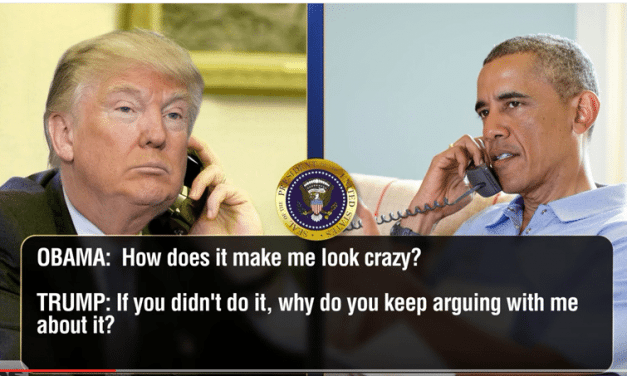 Trump Calls Obama To Talk About Chancellor Merkel