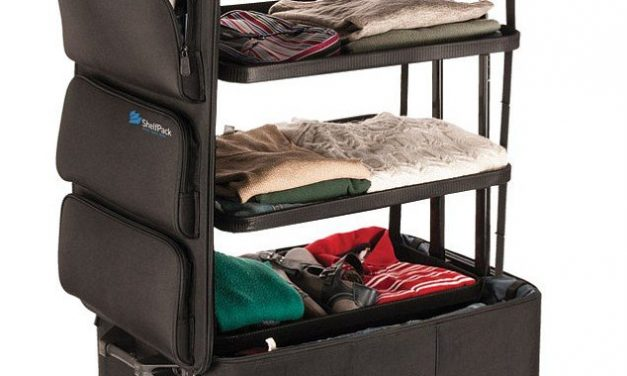 ShelfPack: The Future of Baggage is Here!