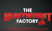 The Heavyweight Factory in Hollywood Florida!