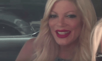 Tori Spelling is Being Sued by American Express