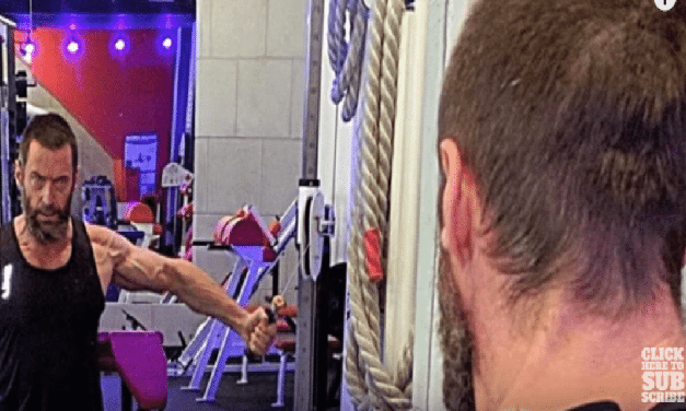 How Did Hugh Jackman Get So Jacked To Play Wolverine?