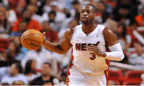 Last Night Dwayne Wade Joined The Twenty Thousand Point Club