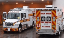 Firefighters From Boca Raton Florida Struck By Lightning