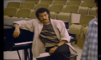 Lionel Richie Music Video With No Music