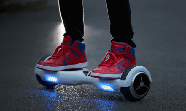 New York City Bans Hover Boards