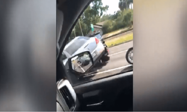 Road Rage In Tampa Florida Caught On Video