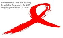 Wilton Manors Town Hall Meeting Tonight To Mobilize Community On AIDS Drug Program Crisis