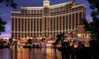 Armed Robber Hits The Bellagio For $1.5 Million!