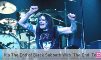 It's The End Of Black Sabbath With 'The End' Tour