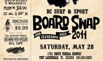 Huge Sale And Board Swap-Bc Surf and Sport