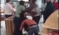 Brawl Breaks Out At Temple Terrace Florida Publix Grocery Store