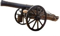 Upstate New York Man Arrested for Firing a Cannon at Neighbors