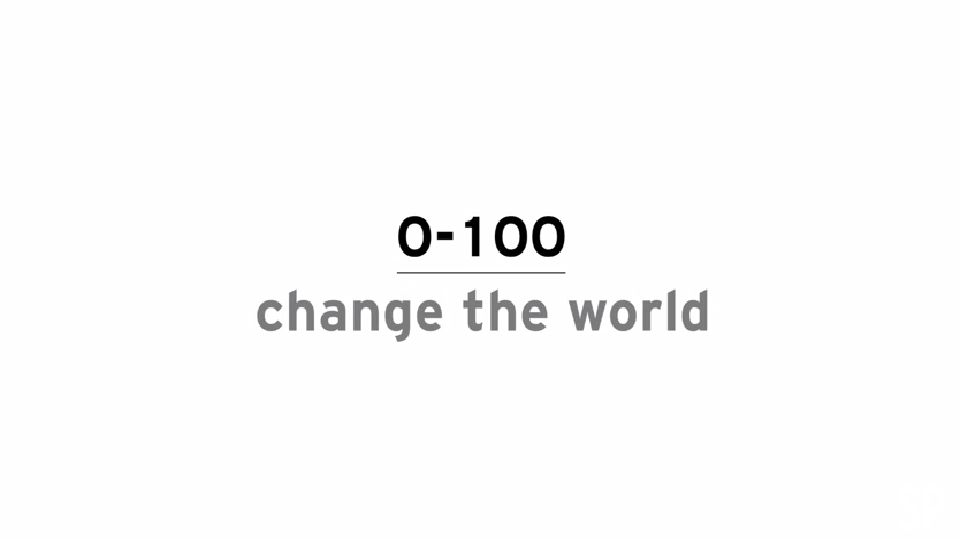 How Would You Change The World