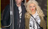 Christina Aguilera And Her Boy Toy Arrested