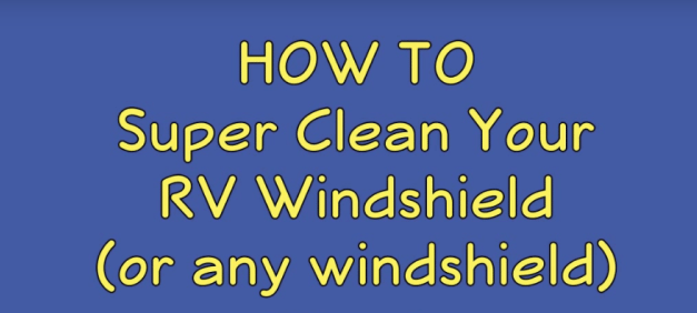 How To Super Clean Your Windshield?
