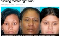 Do These Look Like the Faces of Three Women Accused of Running A Daycare Fight Club?