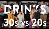 Happy Hump Day: The Evolution of Drinking From Your 20's to Your 30's