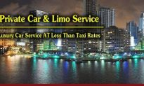 Luxurious Transportation in South Florida With Larry's Limo Services
