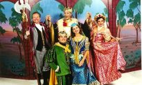 "THE CLASSIC FAIRY TALE ""THE FROG PRINCE"" COMES TO THE ROSE AND ALFRED MINIACI PERFORMING ARTS CENTER"